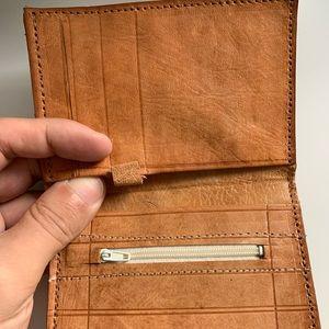 Other - Snake skin wallet handmade